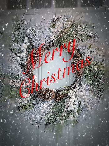 From our home to yours..Here's to wishing you all the joys of the season. May you be blessed with PEACE, Love, and JOY!! Merry Christmas For My Friends That Connect Thankyouall Thankyou For My Followers for all the support and very kind words! I appreciate each and every one❤️