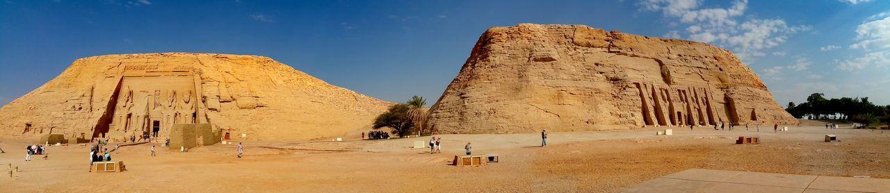 Pyramid Sand