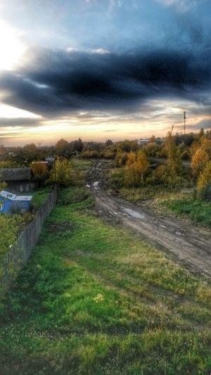 City Kirovograd Kirovpriroda Vyatka Kirovskaya Square Oseny Russia Day Kirov киров Осень 🍁🍂