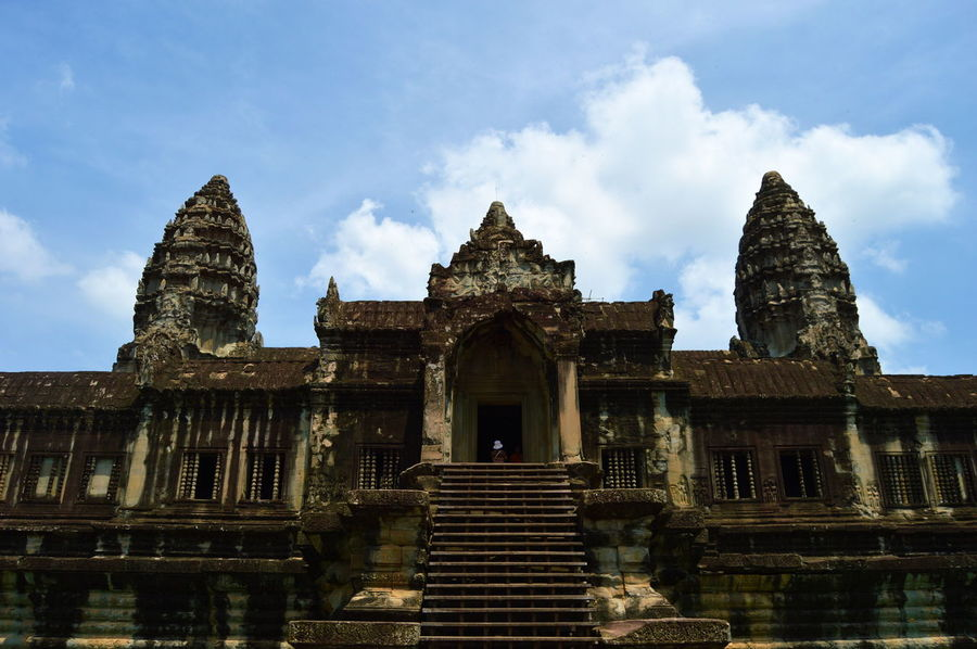 Ancient Civilization Ancient Ruins Angkor Wat Architecture Cambodia History Southeast Asia Travel Destinations
