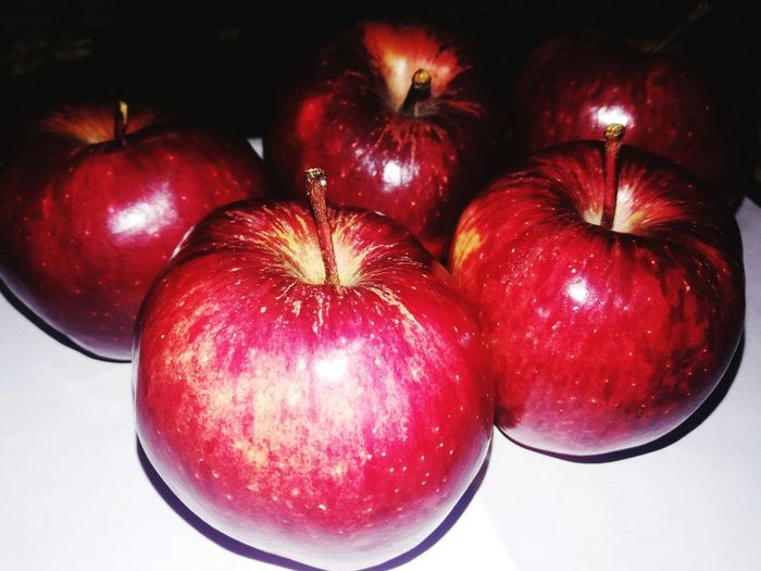 Fruit Red Apple