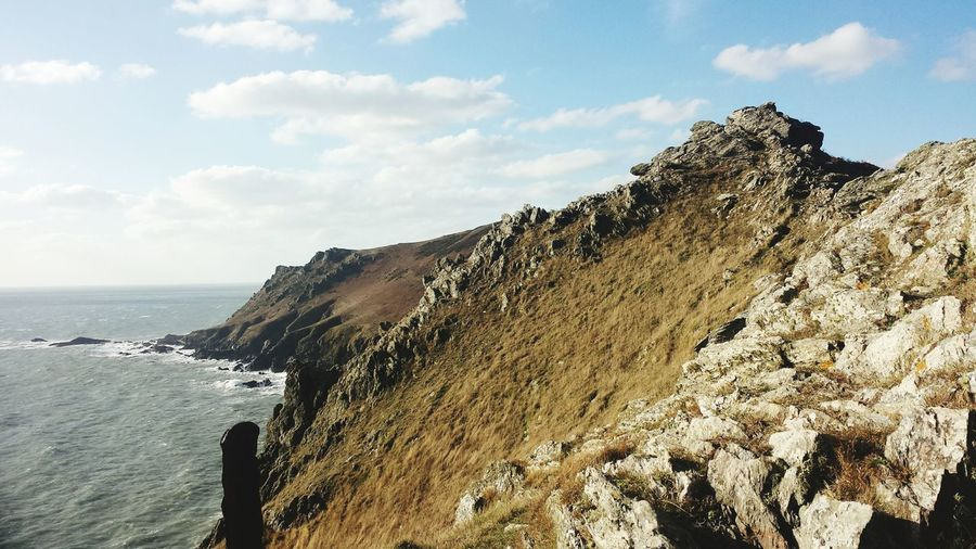 EyeEm Selects Devon Beauty Startpoint Cliffs