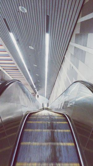 Where are you headed ??? Undergroundtrains Public Transportation Dart