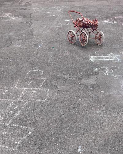 Transportation Bicycle Childhood No People Outdoors Day Denmark Copenhagen, Denmark 🇩🇰