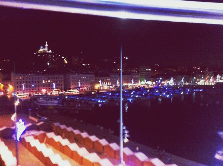 Marseille Grande Roue Goodnight GoodTimes Beautyview Bonne_mere Hello World Enjoying Life Holiday Nightphotography