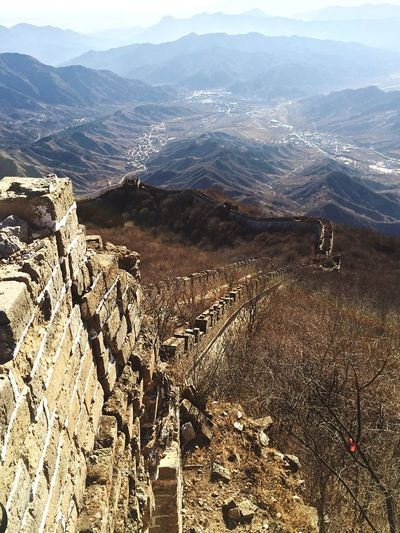 The Great Wall We Made It To The Top Asian Culture Chinese Architecture
