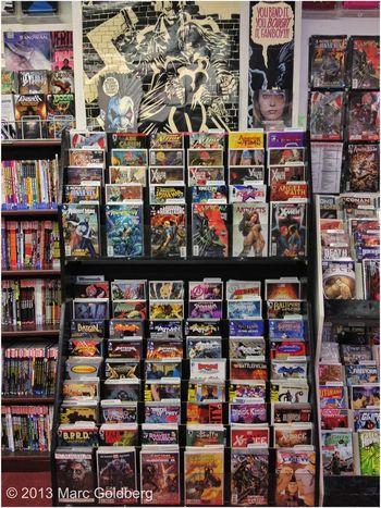 Comic Books Comics Albany