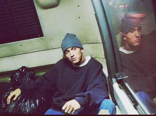 Eminem ♥ MarshallMathers Follow4follow Followback SlimShady Eminem Slimshady MarshallbrucemathersIII RAPGOD Inifinte 8mile First Eyeem Photo