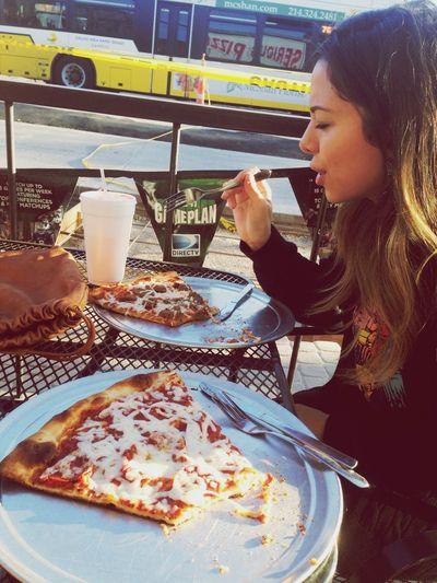 Pizza Elm Street Deep Ellum Yummy