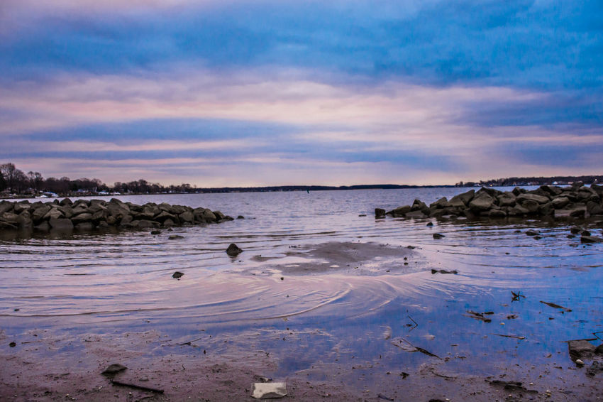 Baltimore Beauty In Nature Cufotos Day Landscape Low Tide Mary Nature Nikon Nikonphotography No People Outdoors Scenics Sky Tranquil Scene Tranquility Tree Water