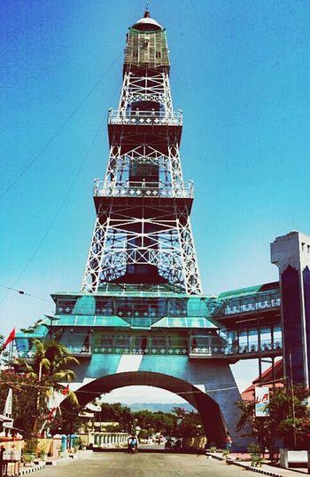 Monumen Tower My City INDONESIA