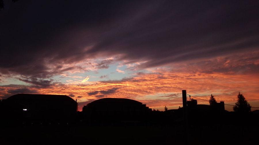 カコソラ Sky Collection Evening Glow Autumn