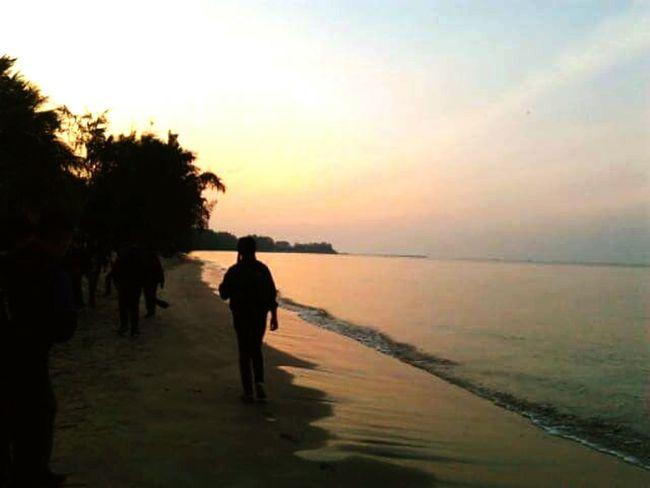 Water Beach Sea First Eyeem Photo Ocean History Outdoors Nagi Omo Peper Gril Sky Sun
