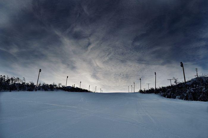 Clouds And Sky Skiing Taking Photos Magicsky Alone Eyemphotography EyeEm Nature Lover EyeEm Hello World Beautiful Norway