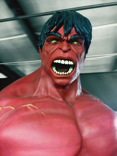 What the Indianapolis Colts saw when they lined up against the Dallas Cowboys today. Red Hulk NFL NFCEast