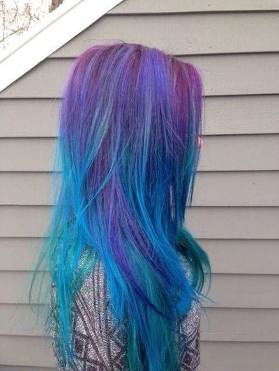 Colorful Hair ;)
