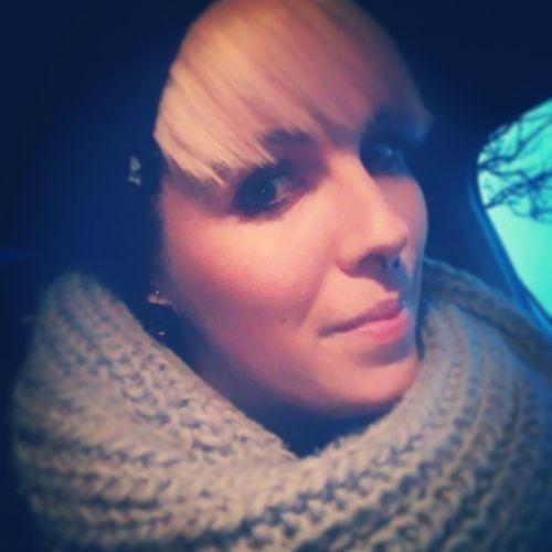 It's cold outside ❄⛄ Selfie ✌ Enjoying Life