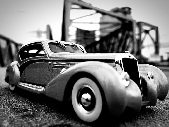 a beautiful Delage ! Automobile Classic Cars Architecture Blackandwhite Built Structure Car Delage Design Motor Vehicle Movıe Oldtimer Retro Styled Selective Focus Style Toy Car Wheel