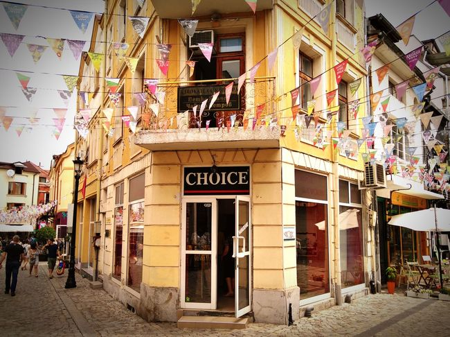 Architecture Street Life Bulgaria All You Need Is Plov Choice
