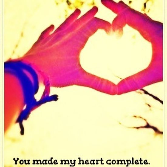 My heart Quotes Love