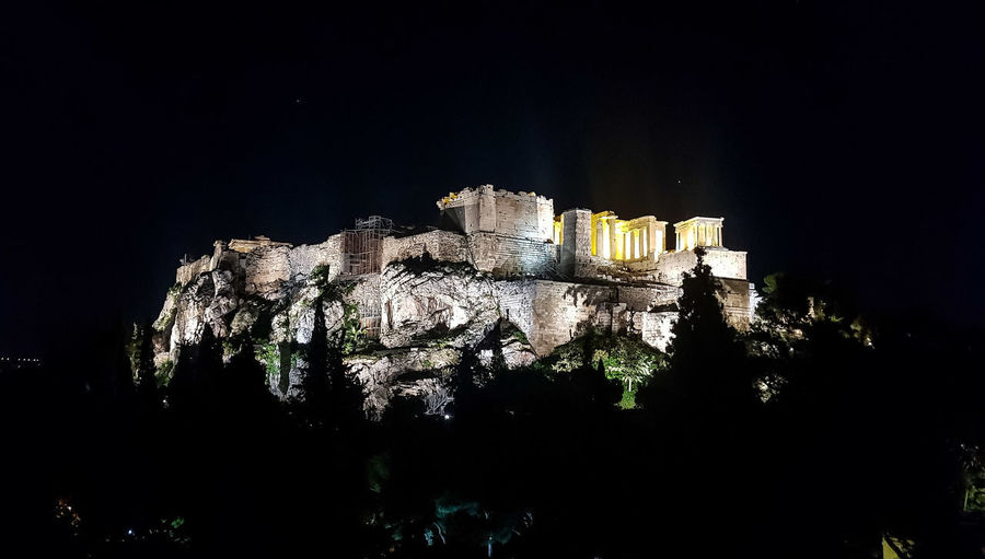 Travel Photography Travel Destinations Travel Traveling Tranquil Scene Athens, Greece Athens Greece History Historical Monuments Historical Place History Through The Lens  City Cityscape Illuminated Sky Architecture