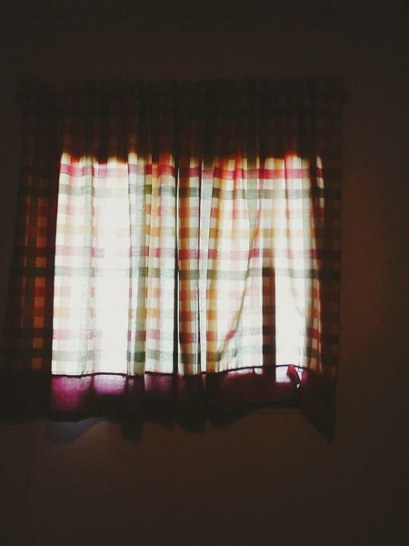 Window Curtain Home Interior Fabric Window Frame Drapes  Pattern Texture Shape Design Patterns I See Interior PerspectiveShot Perspective StillLifePhotos Man Made Object StillLife Indoors  Softness Dark Domestic Room my oldfashioned window. Old-fashioned Premium Collection