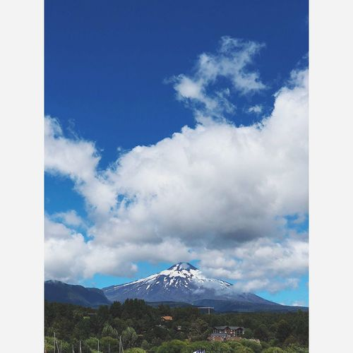 🗻 Cloud - Sky