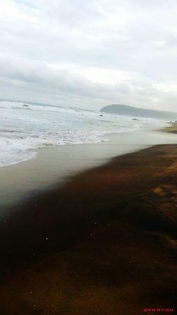 Sea Water Horizon Over Water Sky Cloud - Sky Nature Atmospheric Mood Scenics