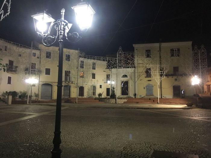 Piazza del paese