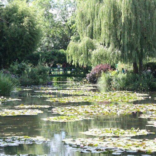 Giapponeseria, Giverny Claude Monet Pontjaponais