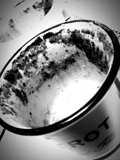 cup of nothing