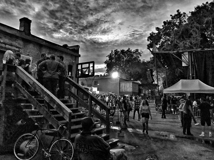 Blackandwhite Streetphotography Concert