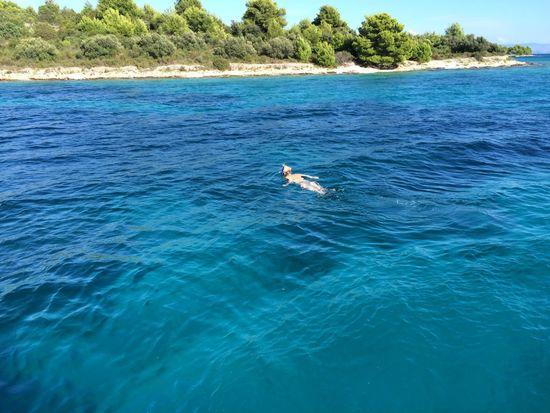 Edge Of The World EyeEm Best Shots AMPt_community AMPt_POTD Swimming Sea