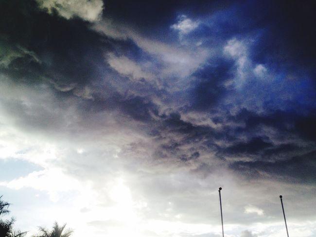 Sky GuatemalaCity Verycool