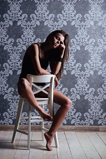 Girl Beautiful Studio Beauty DmitryBarykin