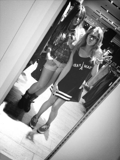 Bershka Shopping With My Boyfriend <3