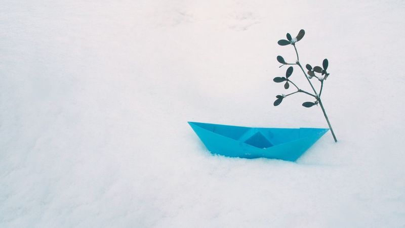 Snow Boat Boat On The Snow Lyrical Dream