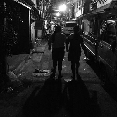 """3:14am in Manila - """"Keep Walking"""" by @jermitano as part of the 24hourproject 24hr14 24hr14_Manila . For more information please visit the @24hourproject"""