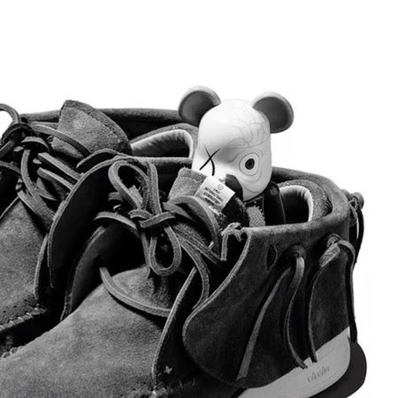 Morning Of Kaws Visvim Hello World Hi! Fashion