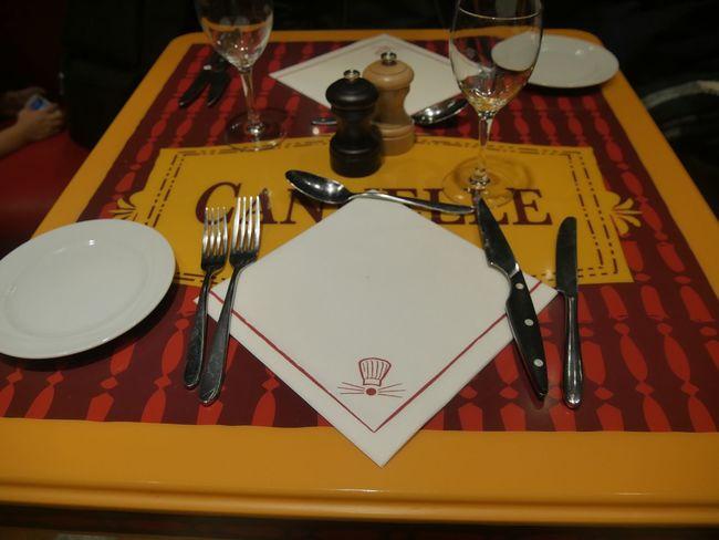 Remy Restaurant Disneyland Paris France Paris