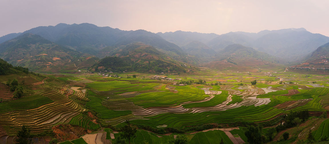 Photo taken in Mù Cang Chai, Vietnam