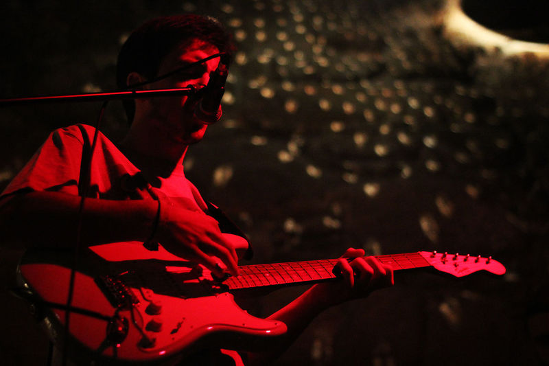Concert Arts Culture And Entertainment EyeEm Porto EyeEm Best Shots EyeEm Best Pics Indoors  Guitar Music EyeEmBestPics Showcase: December