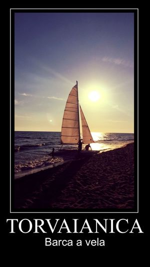 Mare, barca a vela