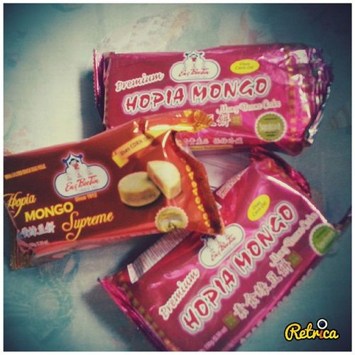 Happycamper HappyTummy Satisfied  Cravings Engbeetin Hopiamongo Hopiawithsaltedduckeggyolk PgmodeON