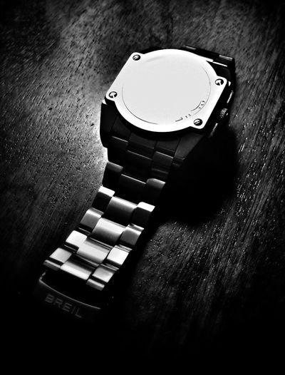 Time is over. Black And White Tadaa Community IPhoneography Monochrome Bnw Clock Don't Touch My Breil Time