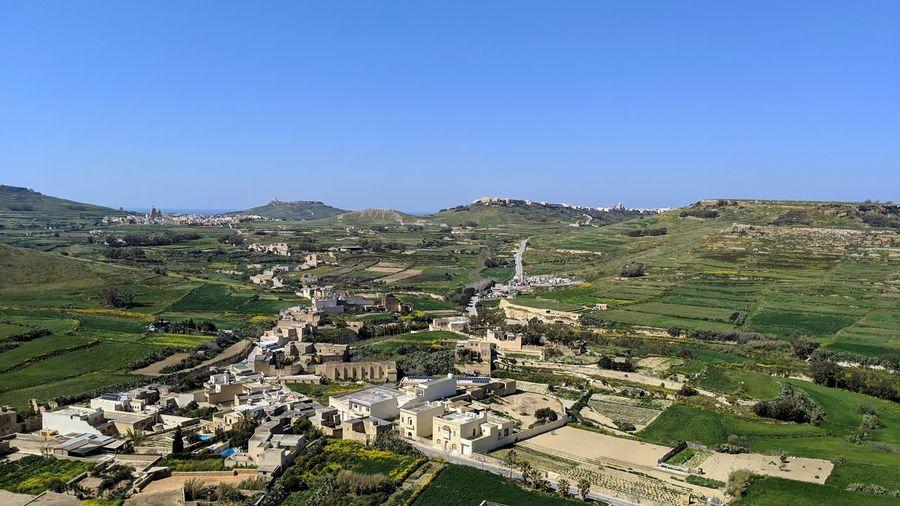 View of Gozo.