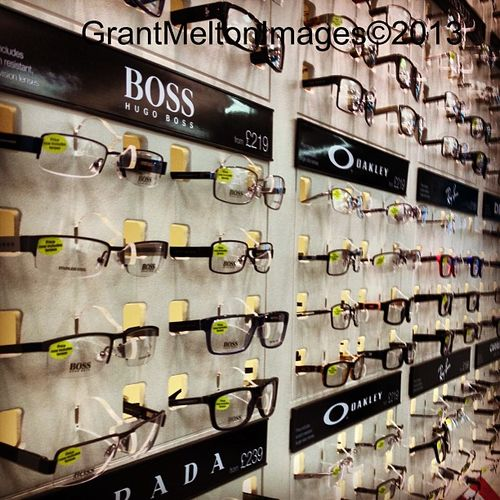 For your eyes only Glasses Opticians