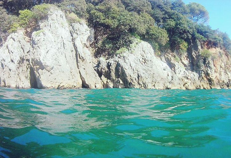 Sea Water Lerici Nature Blue