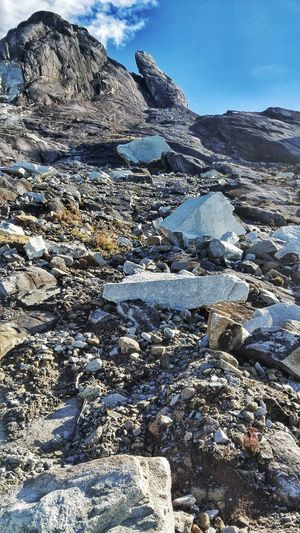 Rocky mountain aftermath earthquake Kinabalu Mount Malaysia Sabah Rocky Boulder Earthquake Aftermath Snow Mountain Cold Temperature Winter Water Beach Full Frame Sky Close-up Landscape Weather Condition Mountain Range Rocky Mountains Physical Geography Rock Formation Eroded Natural Landmark Geology Mountain Road Arid Landscape Cold Tranquil Scene The Traveler - 2018 EyeEm Awards The Great Outdoors - 2018 EyeEm Awards