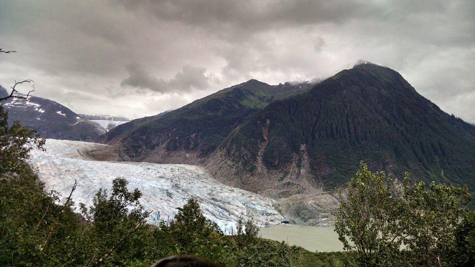 Mountain Cloud - Sky Forest Landscape Nature Scenics Beauty Beauty In Nature Glaciar Alaska EyeEmNewHere